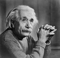Physicists like Albert Einstein have tried to explain how the universe works.
