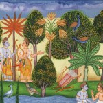Lord Rama And Laksman